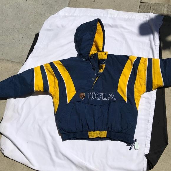 UCLA bruins starter jacket medium. M 5aea49395521be319c80eedc c5291310c